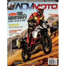 Adventure Motorcycle Jul-Aug 2017 Print