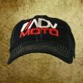 ADVMoto Contrast Stitch Baseball Hat