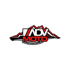 ADVMoto Vinyl Decal - NEW DESIGN
