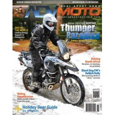 Adventure Motorcycle Nov-Dec 2012 Print