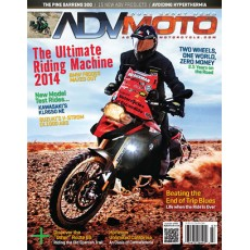Adventure Motorcycle July-August 2014 Print