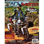 Adventure Motorcycle March-April 2016 Print