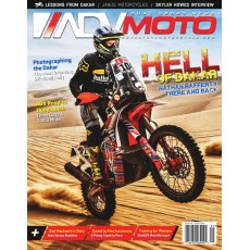 2019-05 - Adventure Motorcycle May-Jun 2019 Print