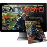ADVMoto Gift Sub Print - 1 Year (6 Issues)