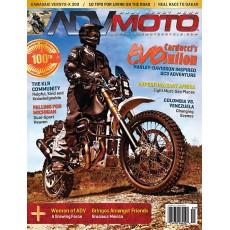 2017-09 - Adventure Motorcycle Sep-Oct 2017 Print - 100th Special Edition